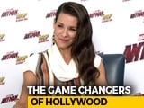 Video: Talk Of An All Female <i>Avengers</i> Film: Evangeline Lilly