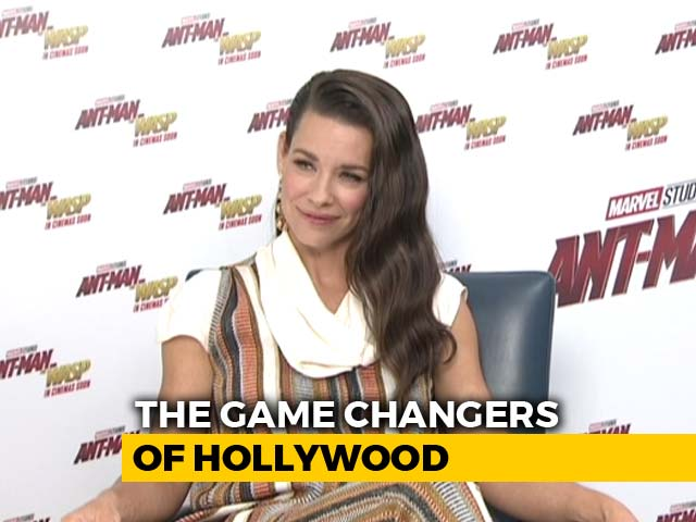 Talk Of An All Female Avengers Film: Evangeline Lilly