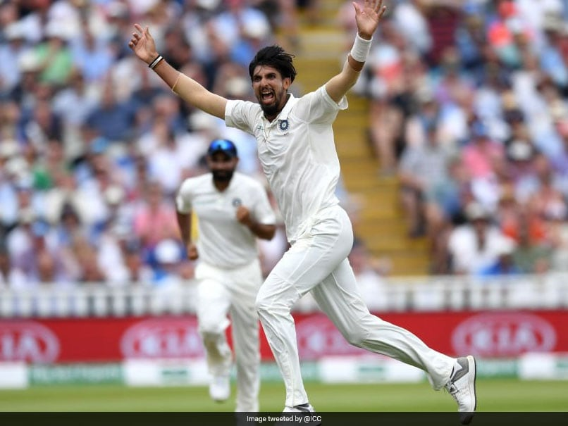 Ishant Holds The Key To India's Test Series Win In England, Says Nehra