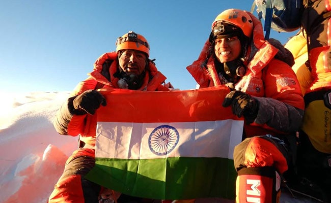 'Adventure Is A Way Of Life': India's First Father-Daughter Duo Who Climbed Mount Everest