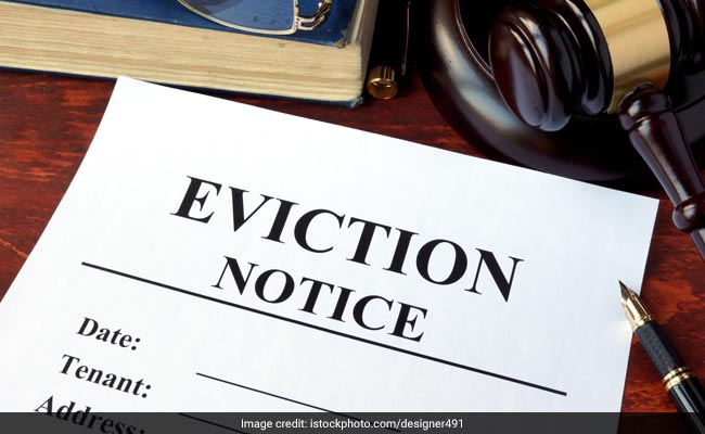 Court Orders 30-Year-Old's Eviction From Parents' Home. 'Outrageous,' He Says