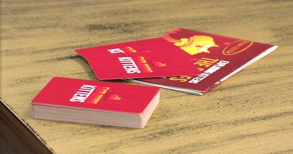 Exploding Kittens Card Game Or App What 039 S The Best Way To Play