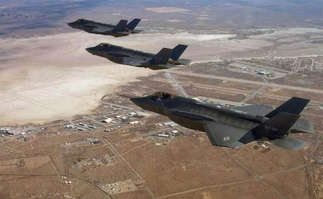 us grounds global fleet of f 35 after south carolina crash