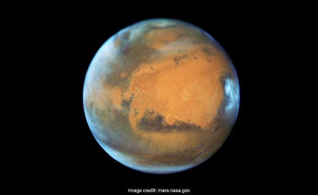 See Mars At Its Brightest, Closest Tomorrow- First Time In 15 Years