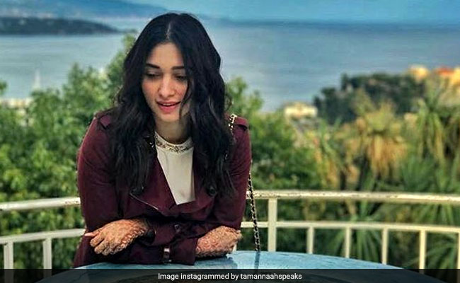 Tamannaah Bhatia, 'Happily Single', Is Not Getting Married