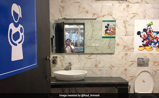 Srinagar Airport Has A 'Toilet-Cum-Childcare Room'; Minister Orders Probe