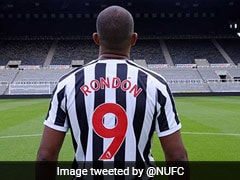 English Premier League: Newcastle United Sign Salomon Rondon On Loan, Dwight Gayle Heads To West Brom
