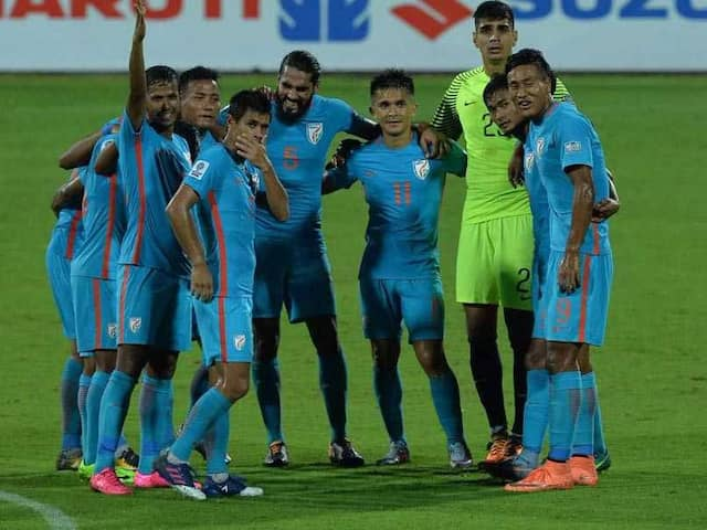 India To Play Historic Football Friendly Against China