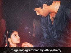 Drake Commented On A Suniel Shetty Pic And We're As Surprised As You