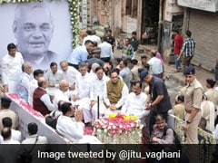 Atal Bihari Vajpayee's Ashes Immersed In Sabarmati River