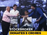Video: Pradeep Bhavnani Donates Rs 5 Crore At #IndiaForKerala Telethon