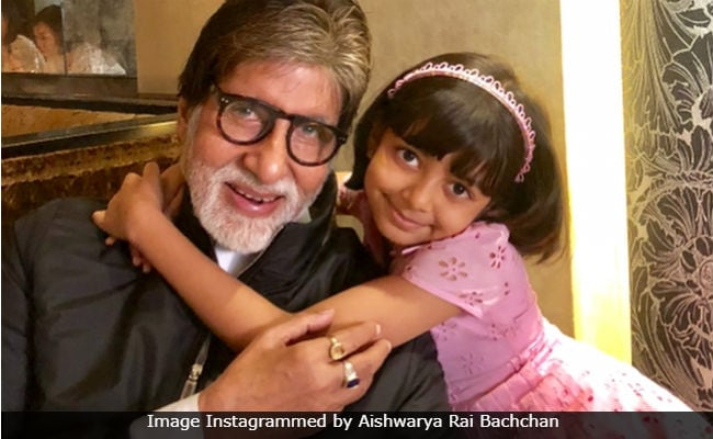 Amitabh Bachchan And Aaradhya Feature In Aishwarya Rai Bachchan's 'London Love' Post. Seen Yet?