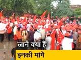 Video: प्राइम टाइम: कई मांगों को लेकर दिल्ली में किसान-मजदूरों का संसद मार्च