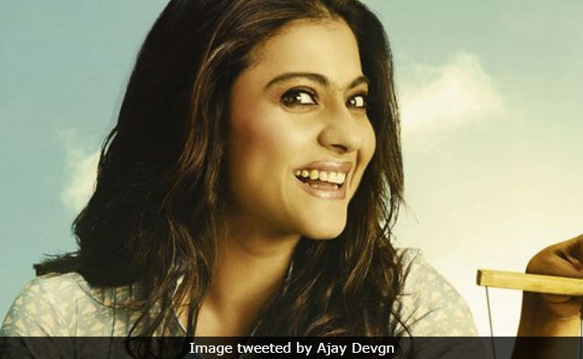Helicopter Eela Poster: Kajol Is Pulling Strings And 'Reinventing Parenting Techniques'