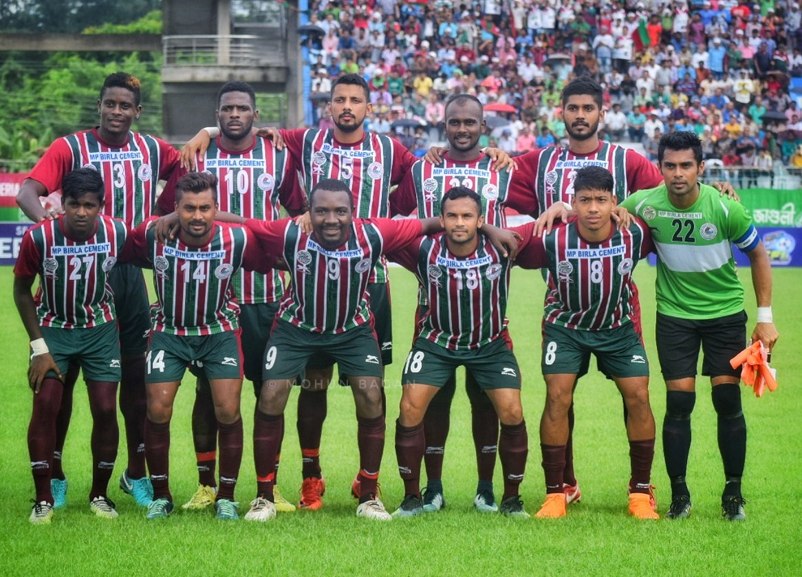 CFL 2018:Kolkata Football League: Mohun Bagan Champion After Win Against Customs