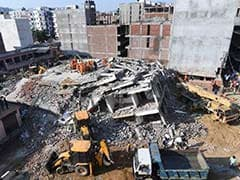 3 Dead In Building Collapse Near Delhi, 1-Year-Old Baby Feared Trapped