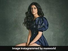 शॉर्ट ड्रेस में दिखा अमिताभ बच्चन की नातिन का ग्लैमर, Behind-the-scenes में ढाया कहर