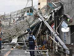Typhoon Jebi Kills 9 In Japan, 3,000 People Stranded At Airport