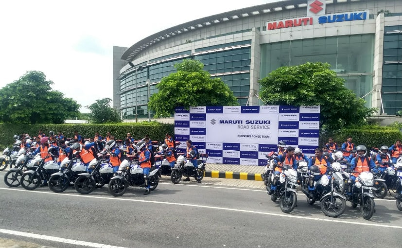 Maruti Suzuki Launches Quick Response Team Initiative For Road