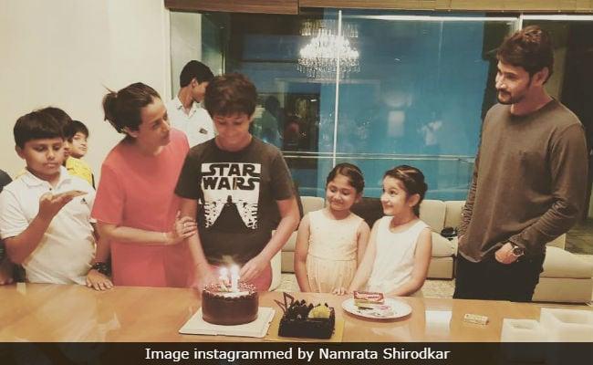 Yes, Mahesh Babu Features In Namrata Shirodkar's Favourite Pic From Son Gautham's Birthday Bash