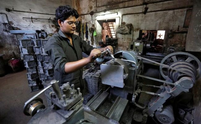 Industrial Production Growth Picks Up To 7% In June