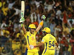 Du Plessis Powers CSK To IPL 2018 Final After Win Over SRH