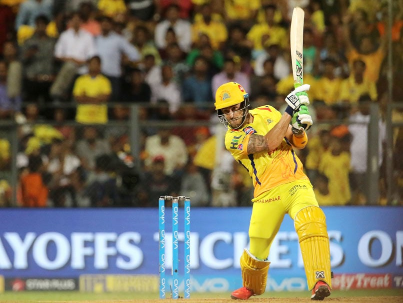 IPL Qualifier 1 Highlights, SRH vs CSK: Du Plessis Shines As CSK Beat SRH To Enter Tournament Final