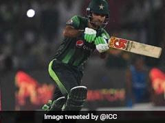 T20I Tri-Series: Fakhar Zaman