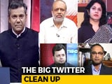 Video : Twitter's Clean Up Act Enough?