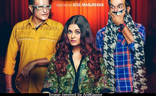 Fanney Khan: Rajinikanth Spotted In New Poster Of Aishwarya Rai Bachchan, Anil Kapoor's Film But Is It Really Him?