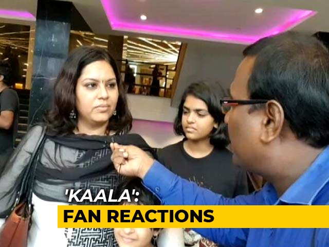 'Real Rajinikanth Is Back': Fans On 'Kaala' After Watching First Show