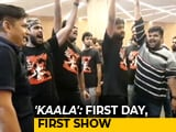 Video : Inside A Chennai Theatre For Rajini's <i>'Kaala'</i> First Day, First Show