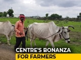 Video : In Centre's Big Move For Farmers, Steep Hike In Support Price For Crops