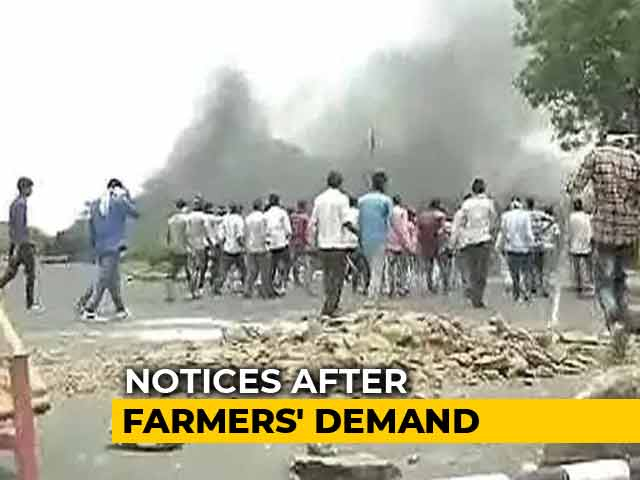 Video : Before Farmers' Stir, Madhya Pradesh Villagers Told To Sign Peace Bonds