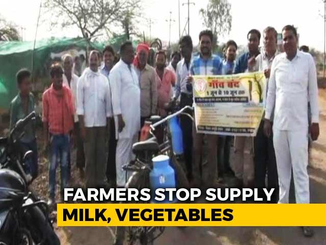 Video : Nationwide Farmers' Strike: Will Their Demands Be Met?
