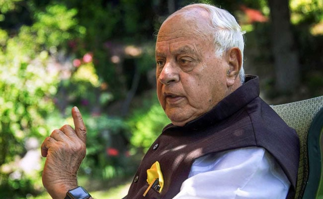 Time For Mainstream Parties And Separatist Groups To Come Together: Farooq Abdullah
