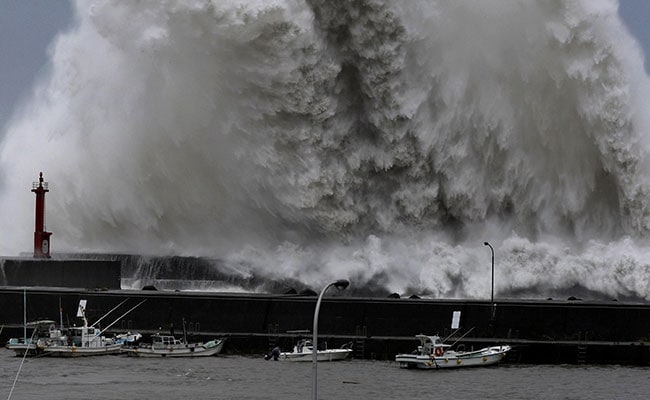 Typhoon Jebi: Strongest Storm In 25 Years In Japan, All You Need To Know