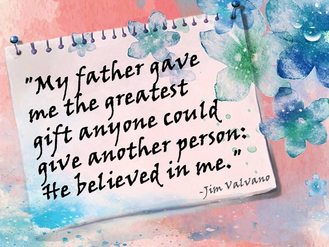 Image of: Inspirational Quotes Fathers Day Fathers Day 2018 10 Inspirational Quotes To Share With Your Dad On