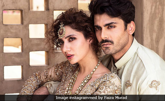 Mahira Khan And Fawad Khan Are The Picture Perfect Jodi In This Photoshoot