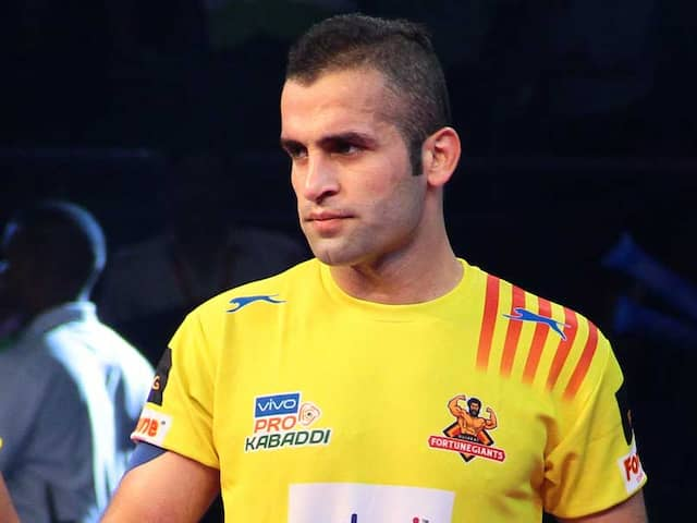 Pro Kabaddi League 2018 Auction Day 1: Monu Goyat Breaks Record, Fazel Atrachali Most Expensive Foreigner