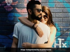 Anushka Sharma Hearts This Pic With Virat Kohli (We're Not Crying, You're Crying)