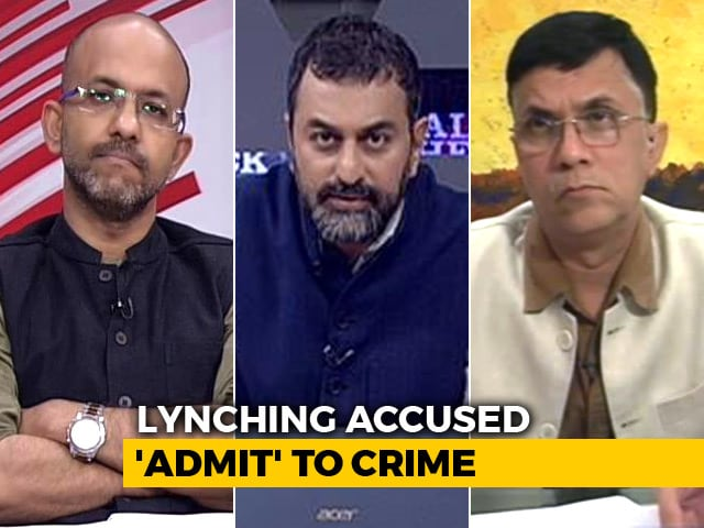 Video : NDTV Hidden Camera Investigation: Justice Lynched?