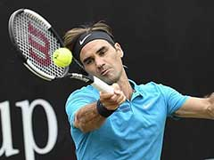 Roger Federer Saves Two Match Points To Reach Halle Open Quarterfinals
