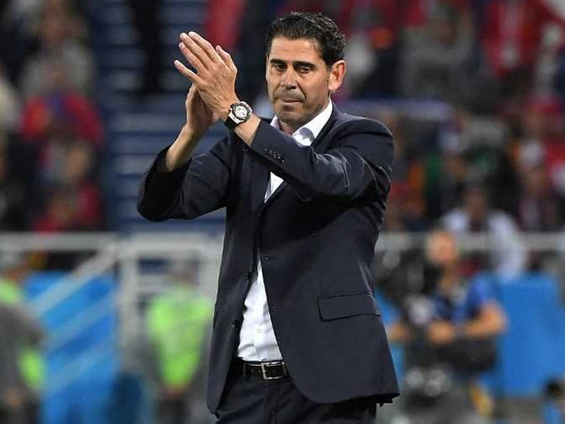 World Cup 2018: Fernando Hierro Leaves Job As Spain Coach After Tournament Exit