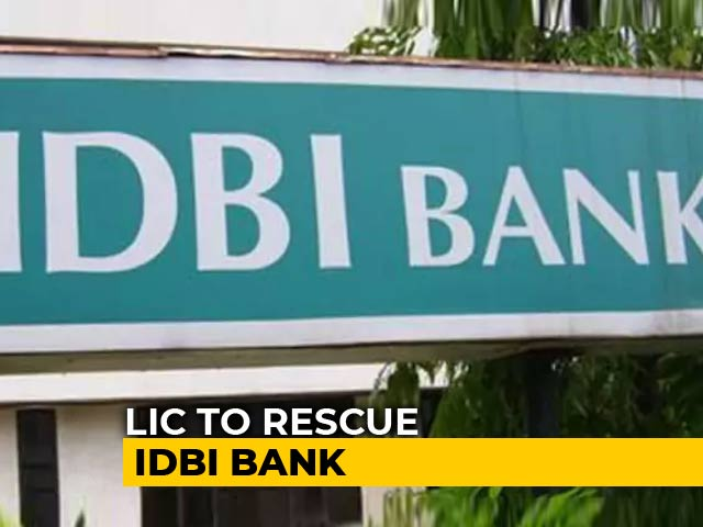Video : LIC Board Approves Acquisition Of Up To 51% Stake In IDBI Bank