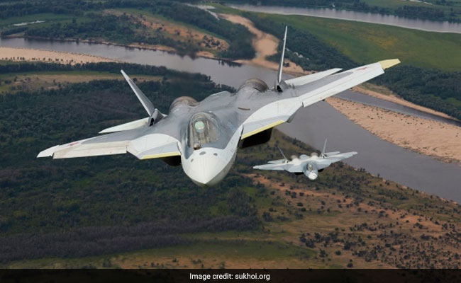 India Reconsidering 5th-Gen Fighter Jet Programme With Russia: Report
