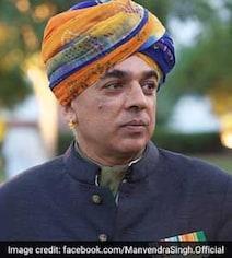 राजस्थान : बीजेपी छोड़ने के बाद अब कांग्रेस में शामिल होंगे पूर्व केंद्रीय मंत्री जसवंत सिंह के बेटे मानवेंद्र