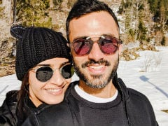 Sonam Kapoor To Husband Anand Ahuja On His Birthday: 'You Make My World Better'