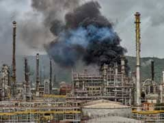 45 Injured In Massive Fire At Mumbai Oil Refinery, Explosions Heard