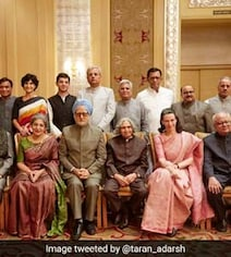 Anupam Kher Posts Pic Of The Accidental Prime Minister's 'Political Cast'